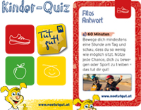 Fito Fit Kinder-Quiz